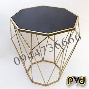 Tab kim cương inox mạ vàng