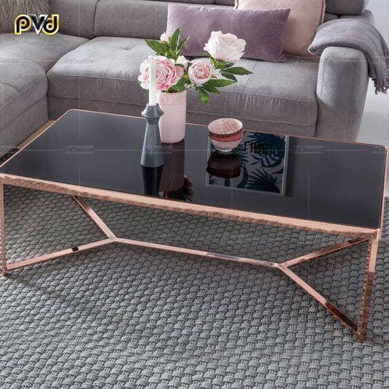 bàn trà hình chữ nhật
