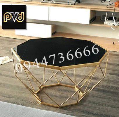 kích thước bàn trà kim cương