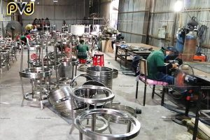 Gia công và mạ inox tại xưởng giá tận gốc – PVD Decor