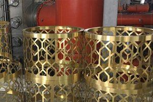 Điểm mặt các mẫu bàn trà khung inox mạ vàng đang được ưa chuộng