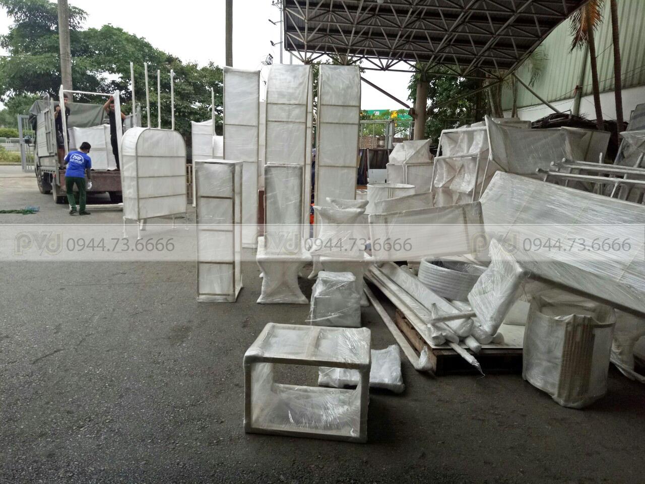 Đóng gói và kiểm tra cẩn thận trước khi giao hàng