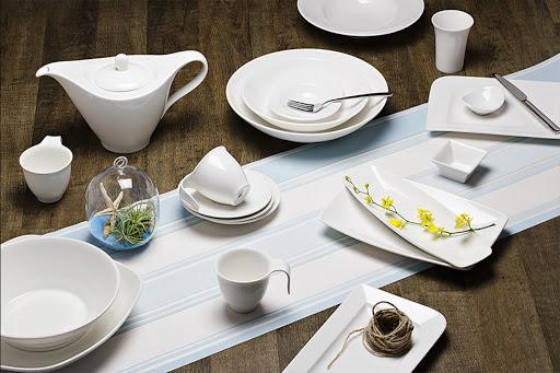 các vật dụng cho việc setup bàn ăn