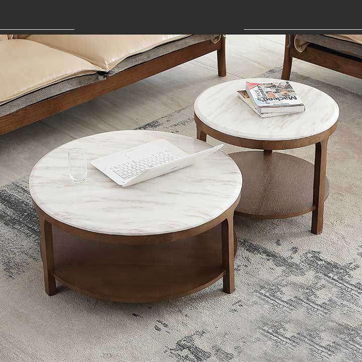 bàn gỗ mặt đá