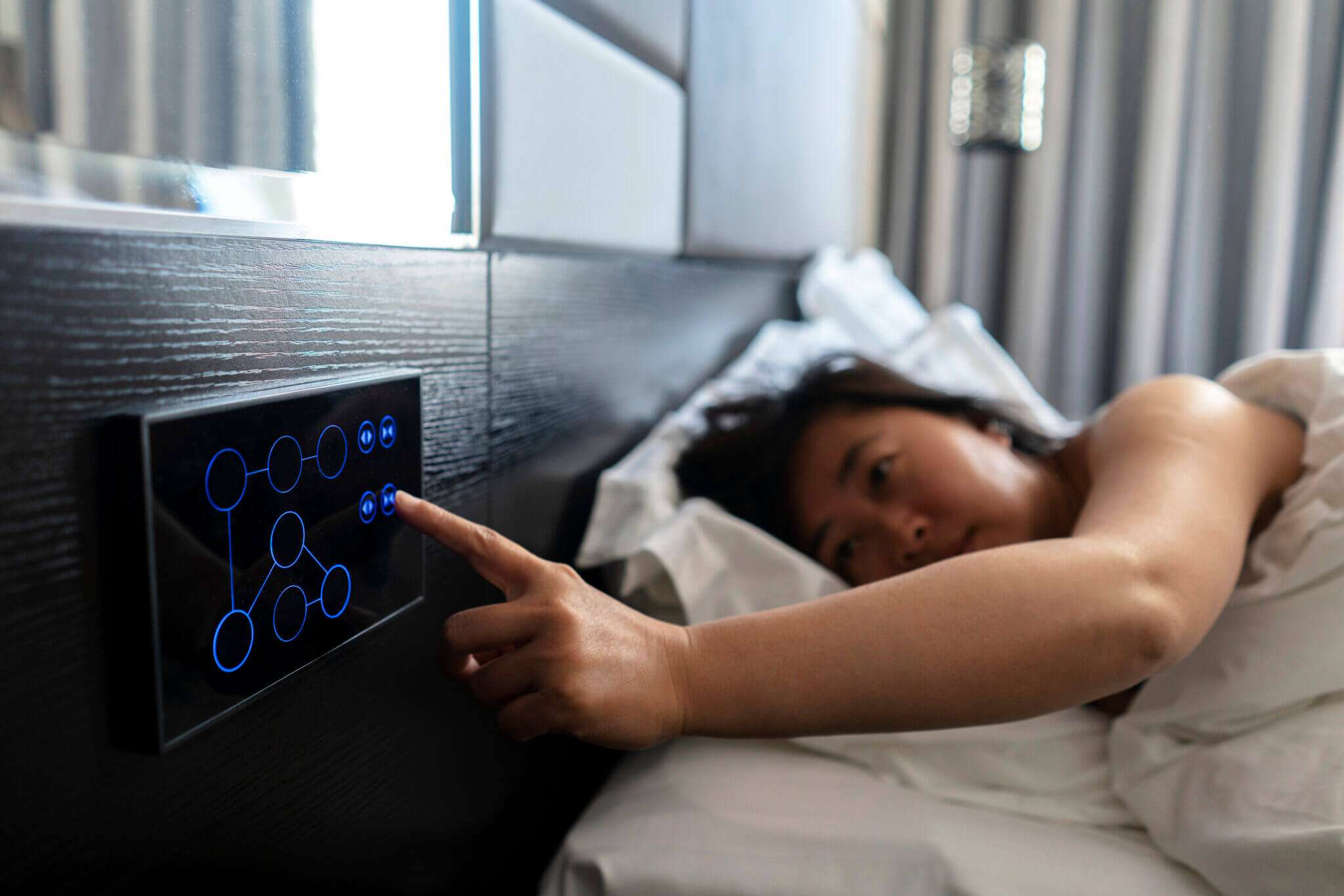 Nền tảng công nghệ kết hợp thiết kế nội thất khách sạn