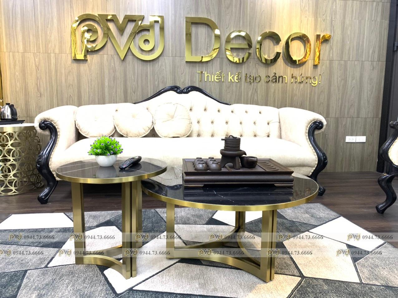 thương hiệu nội thất PVD Decor