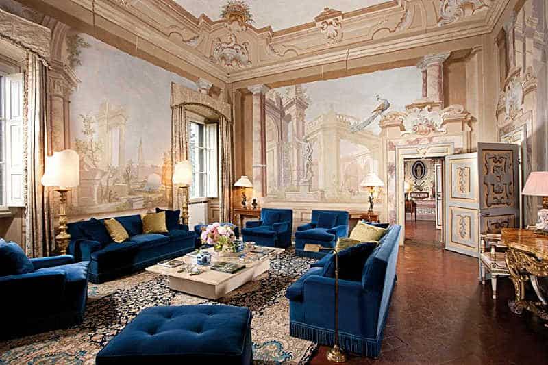 các phong cách kiến trúc nội thất Renaissance