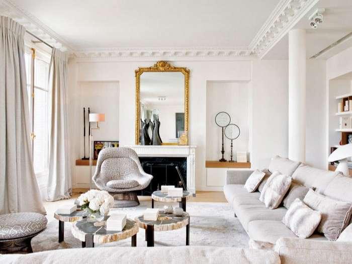 kiến trúc nội thất France