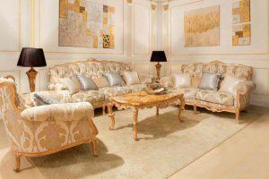 Đặc Trưng Phong Cách Baroque trong thiết kế nội thất là gì?
