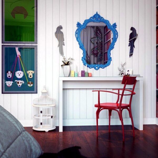nội thất phong cách pop art