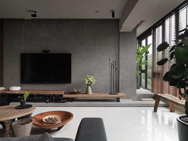phong cách kiến trúc nội thất ZEN