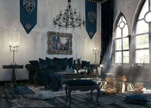 phong cách thiết kế Gothic