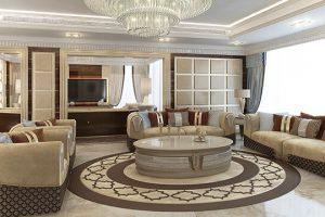 Phong cách thiết kế nội thất hiện đại – PVD Decor