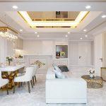 50+ Ý Tưởng Trang trí phòng khách chung cư Đẹp Mà Đơn Giản