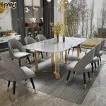Chiêm ngưỡng Top Những Bộ bàn ăn đẹp cho chung cư