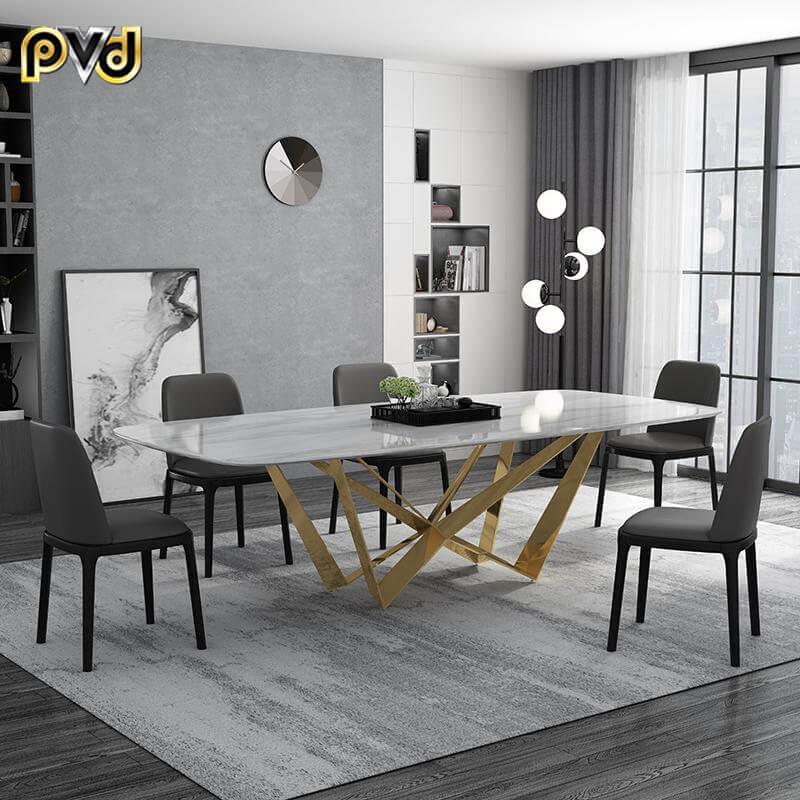bàn ăn đẹp cho chung cư