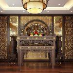 100+ Mẫu thiết kế trang trí phòng thờ Đẹp – PVD Decor